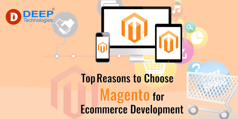 Amazing 10 Facts About Magento For E-Commerce Website Development