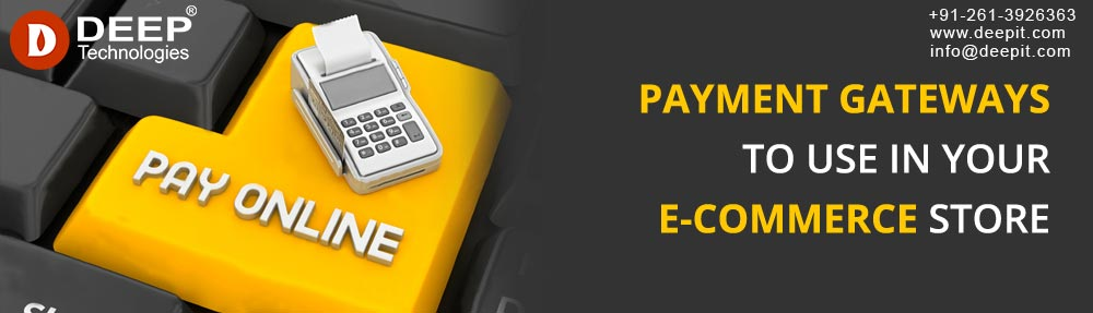Top payment gateways for your E-Commerce website