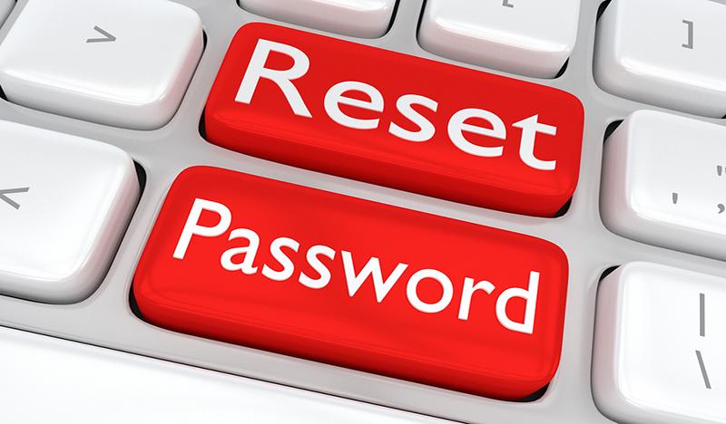 How to reset user's password in Google Workspace